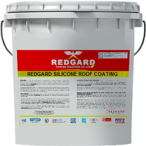 Redgard Silicone Roof Coating Redgard Coating Solutions